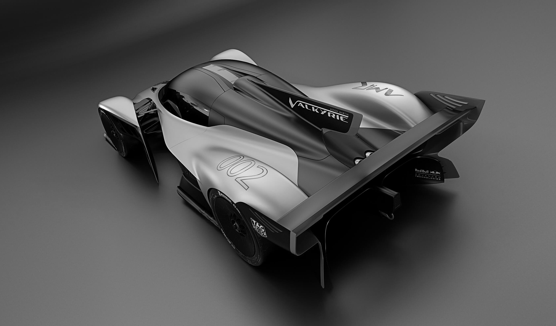 Aston Martin Valkyrie Amr Pro Build Slot