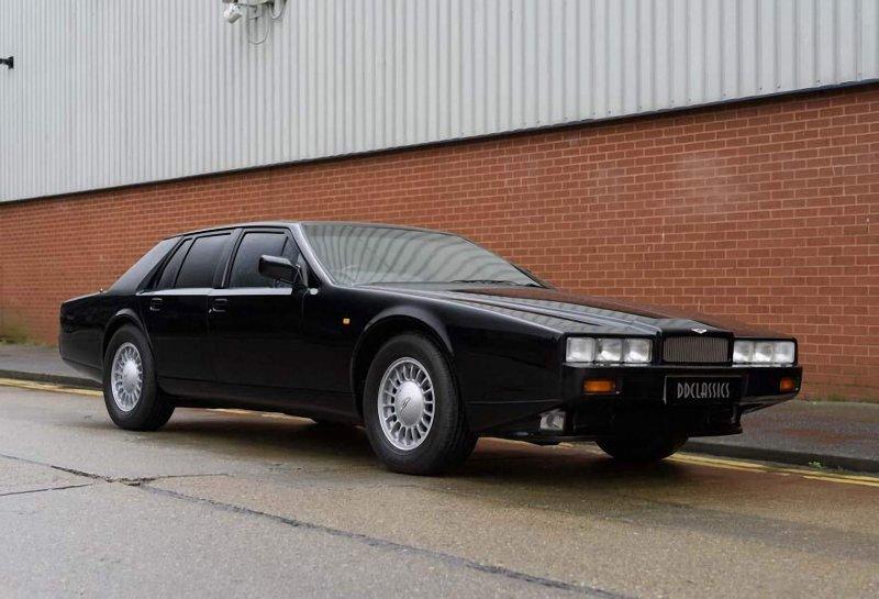 Buy Aston Martin Lagonda Now Exclusive Selection