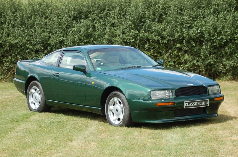 Purchase Aston Martin Virage Exclusive Selection