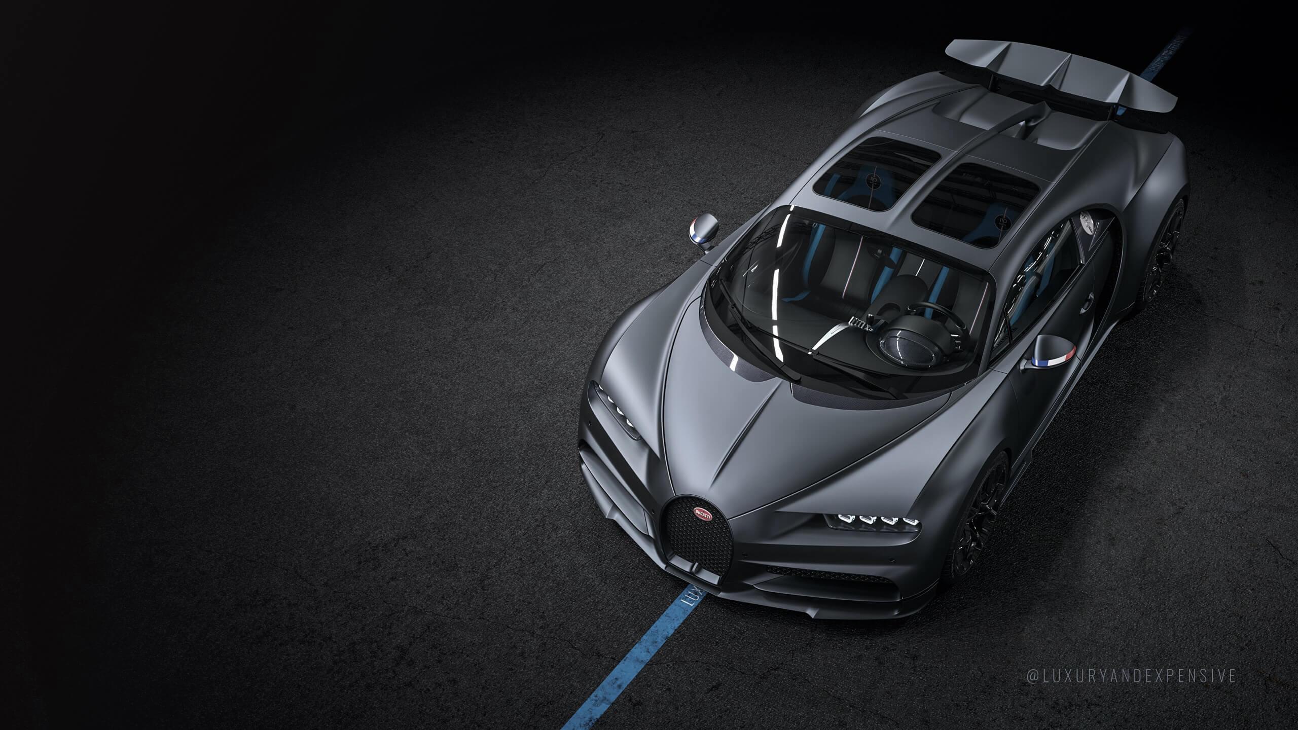 Bugatti Chiron Sport 110 Ans Graphit Delivery Miles For Sale