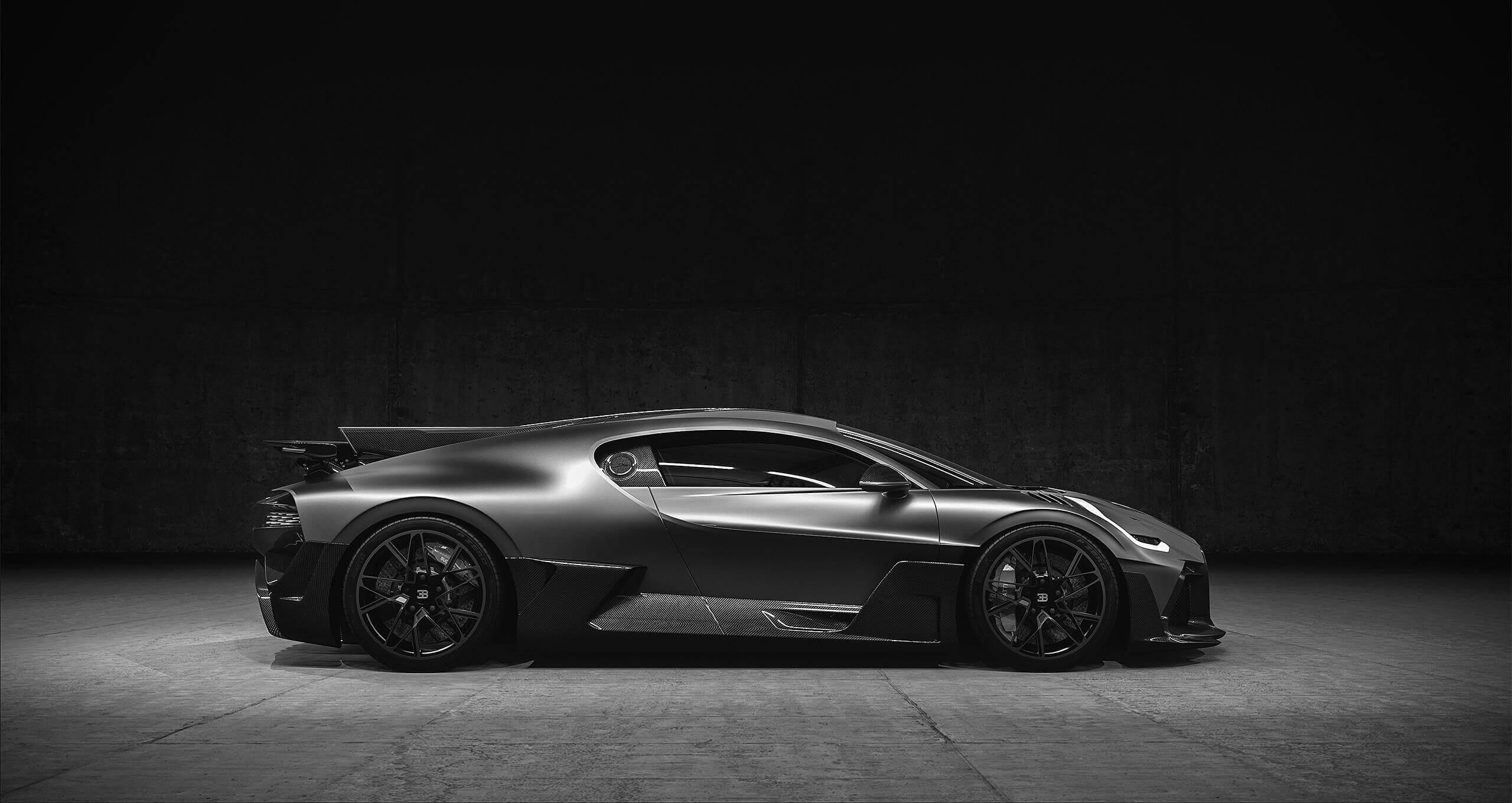 Bugatti Divo 1 Of 40 Black For Sale