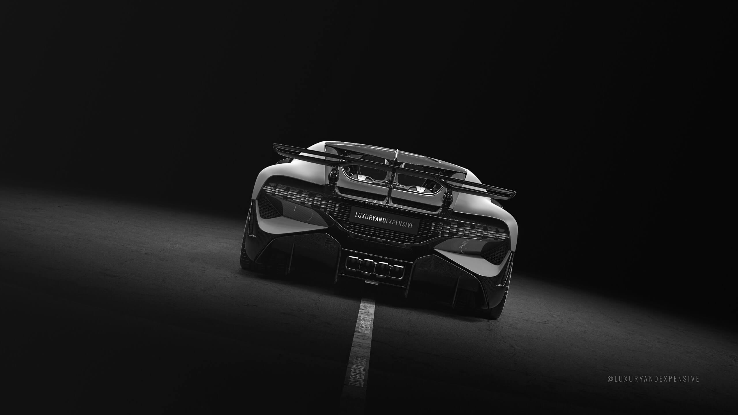 Bugatti Divo 1 Of 40 Blue On Stock For Sale