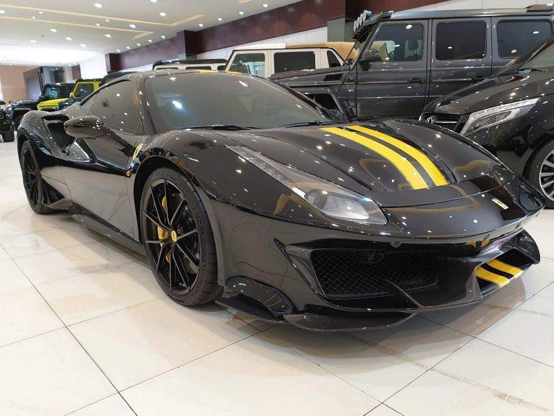 Ferrari 488 Pista For Sale Exclusive Selection