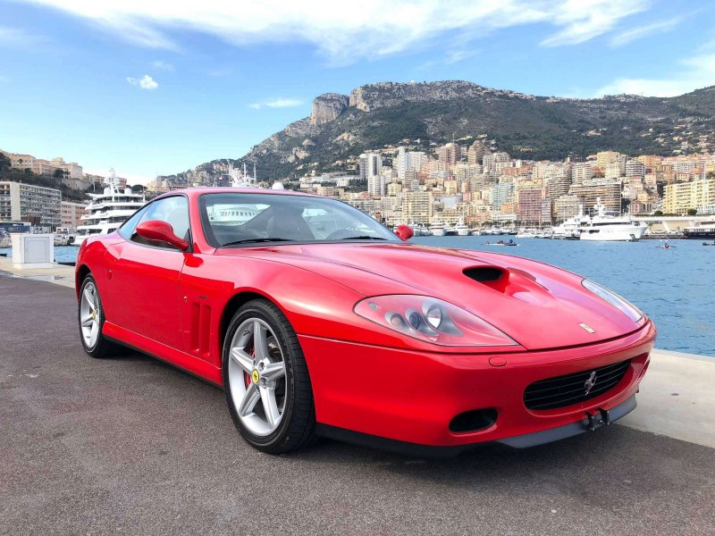Ferrari 575 Maranello Superamerica Extensive Selection