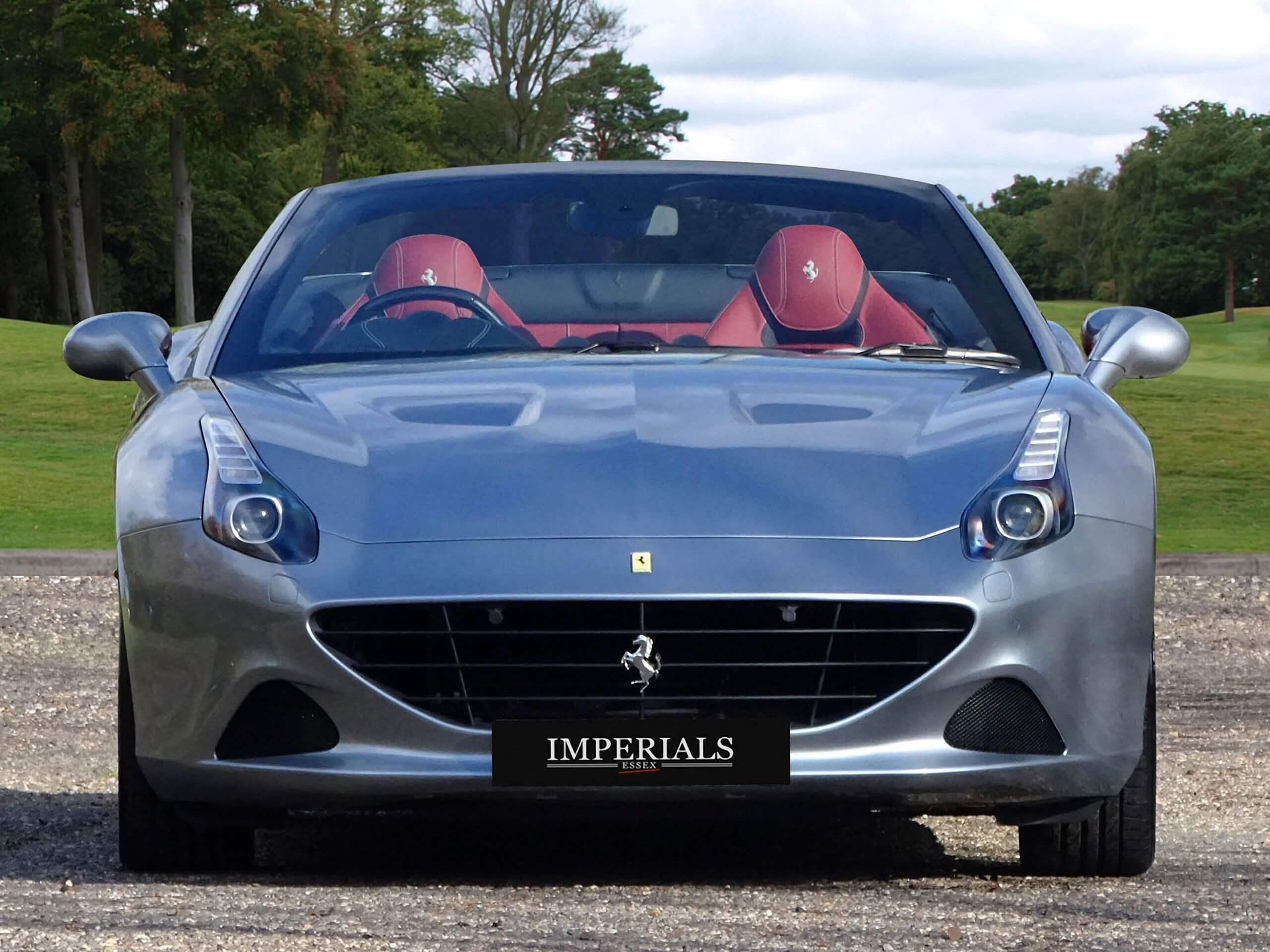 Ferrari California (Grey) - 34923