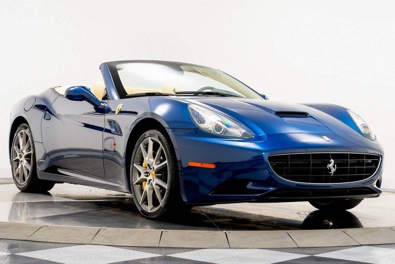 Ferrari California (Blue) - 35013