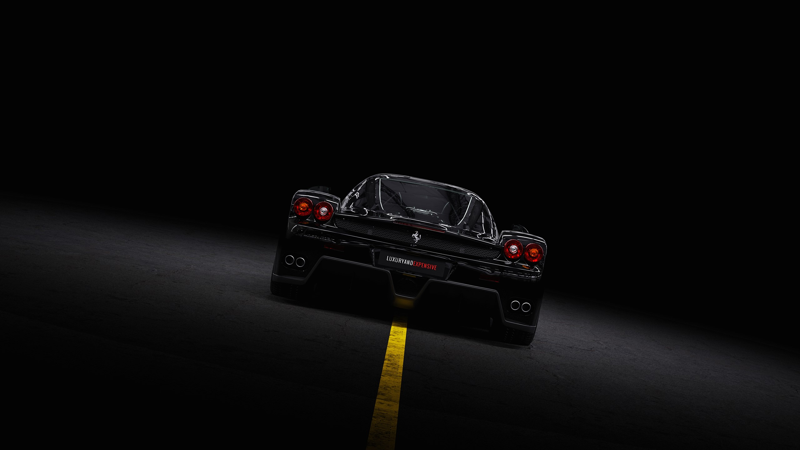 Ferrari Enzo Black In Stock For Sale