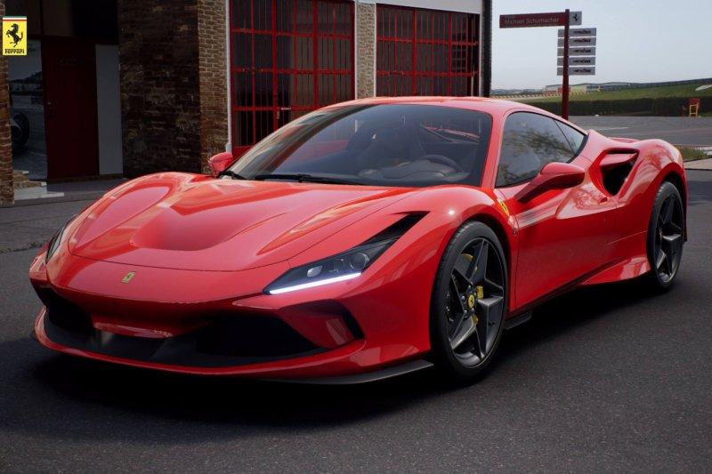 New Ferrari F8 Tributo For Sale Exclusive Offers