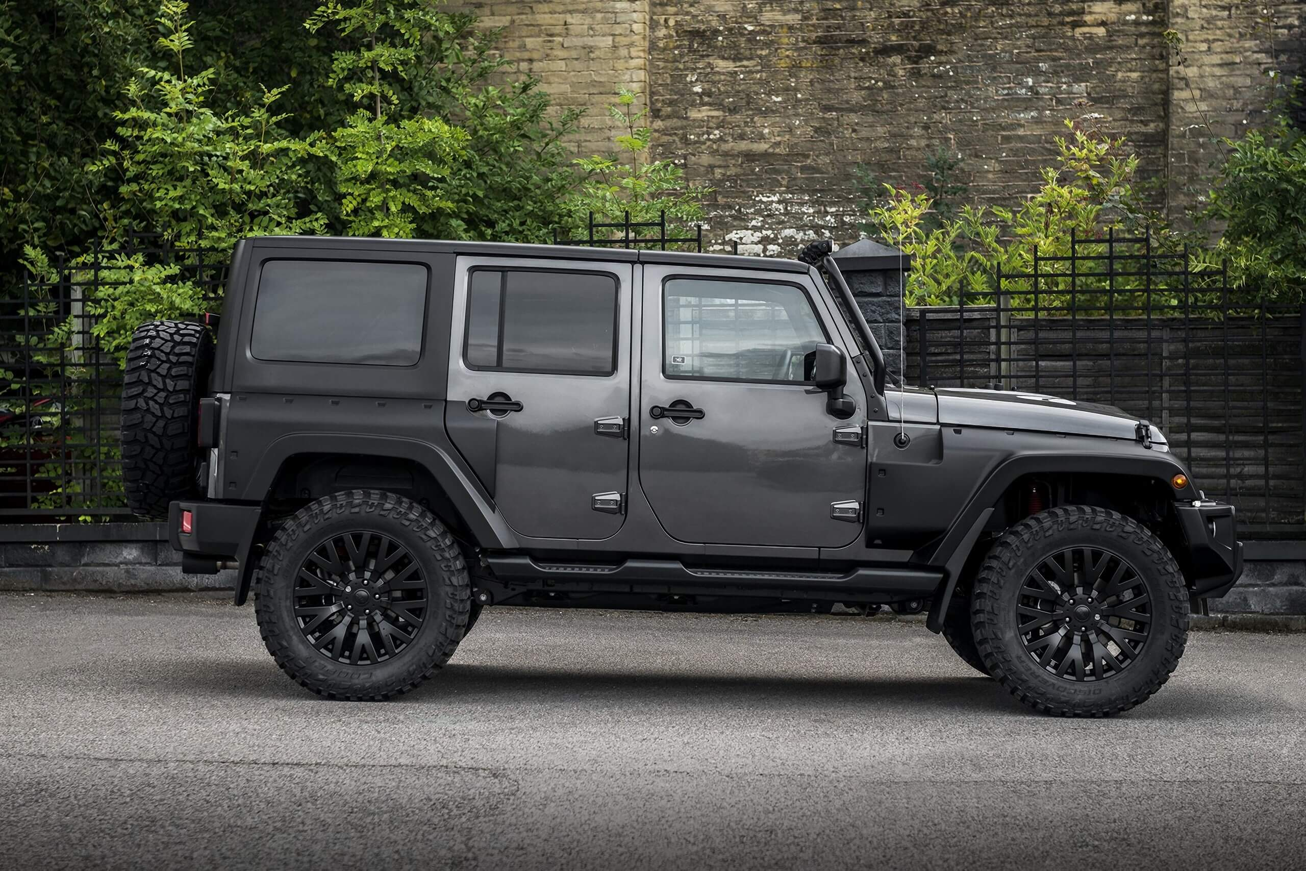 Jeep Wrangler Chelsea Truck Co  WIDE BODY EXPEDITION
