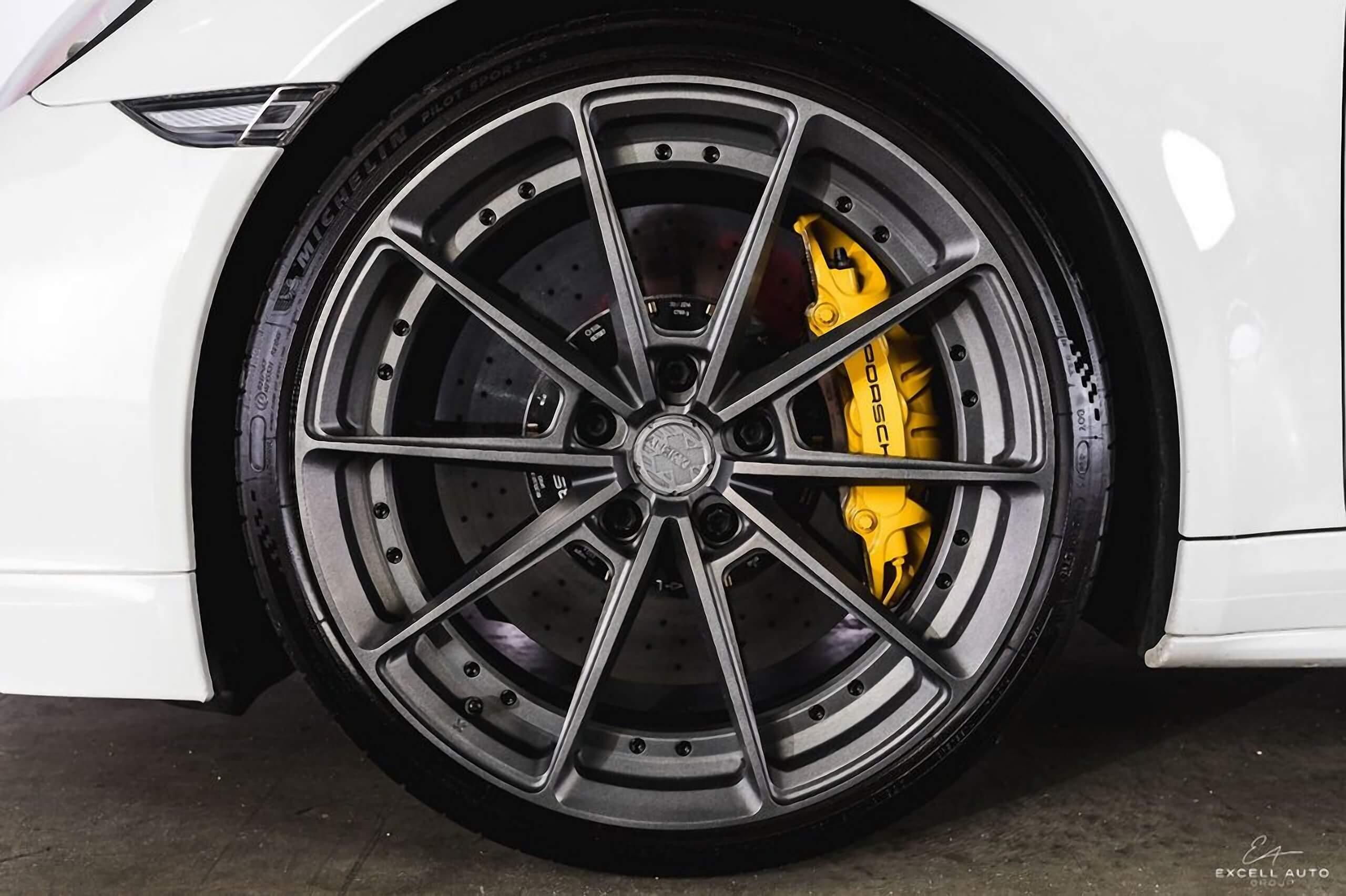 Porsche 911 Rims >> Porsche 911 Turbo S For Sale Tune Exhaust Anrky Wheels