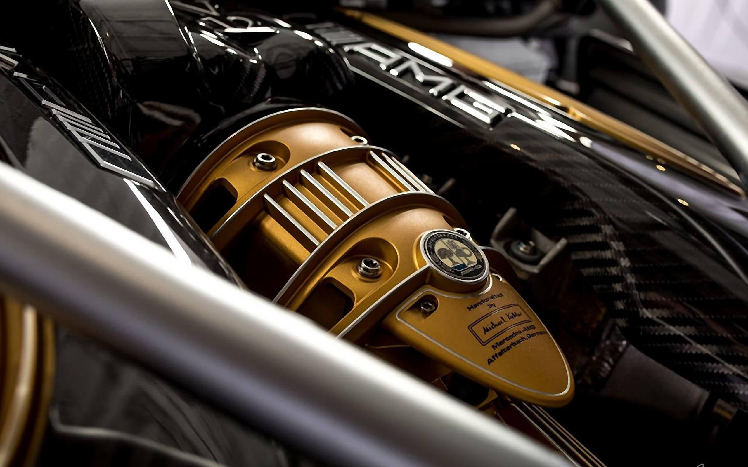 Pagani Huayra Zonda Bc Roadster Black