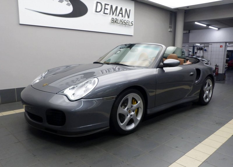Porsche 996 Turbo >> Porsche 911 996 Turbo 996 Turbo S Convertible