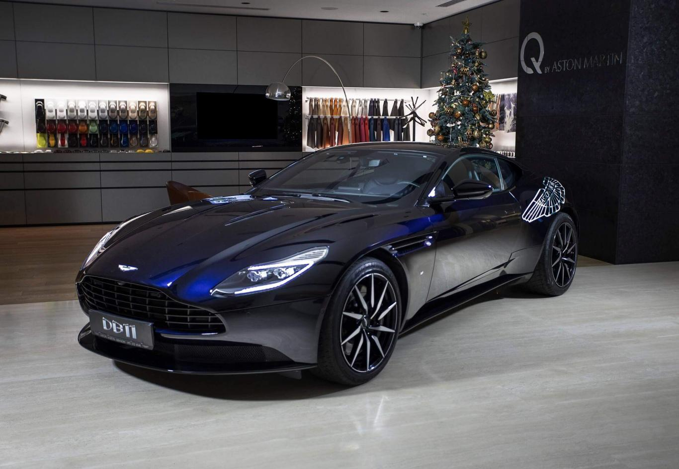 Black Aston Martin Wallpaper Download Free