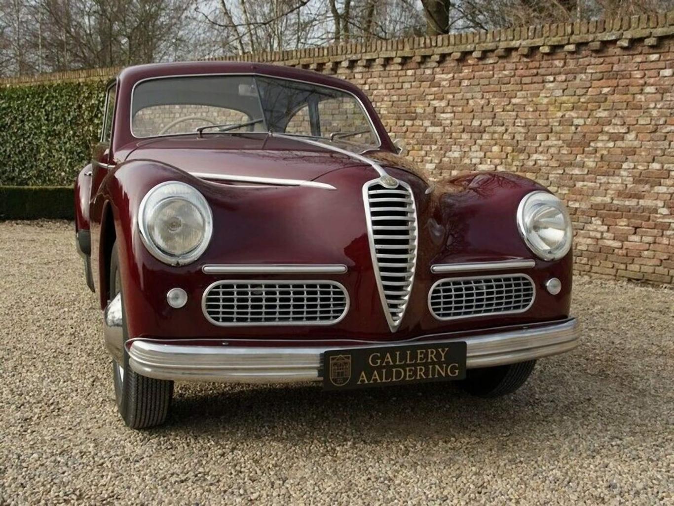 Alfa Romeo 6c >> Alfa Romeo 6c 2500 Ss Super Sport 116 Ever Made Only 18