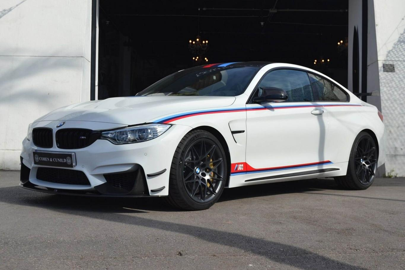 BMW M4 Engine >> Bmw M4 Coupe Gts Dtm Only 200 Units Produced