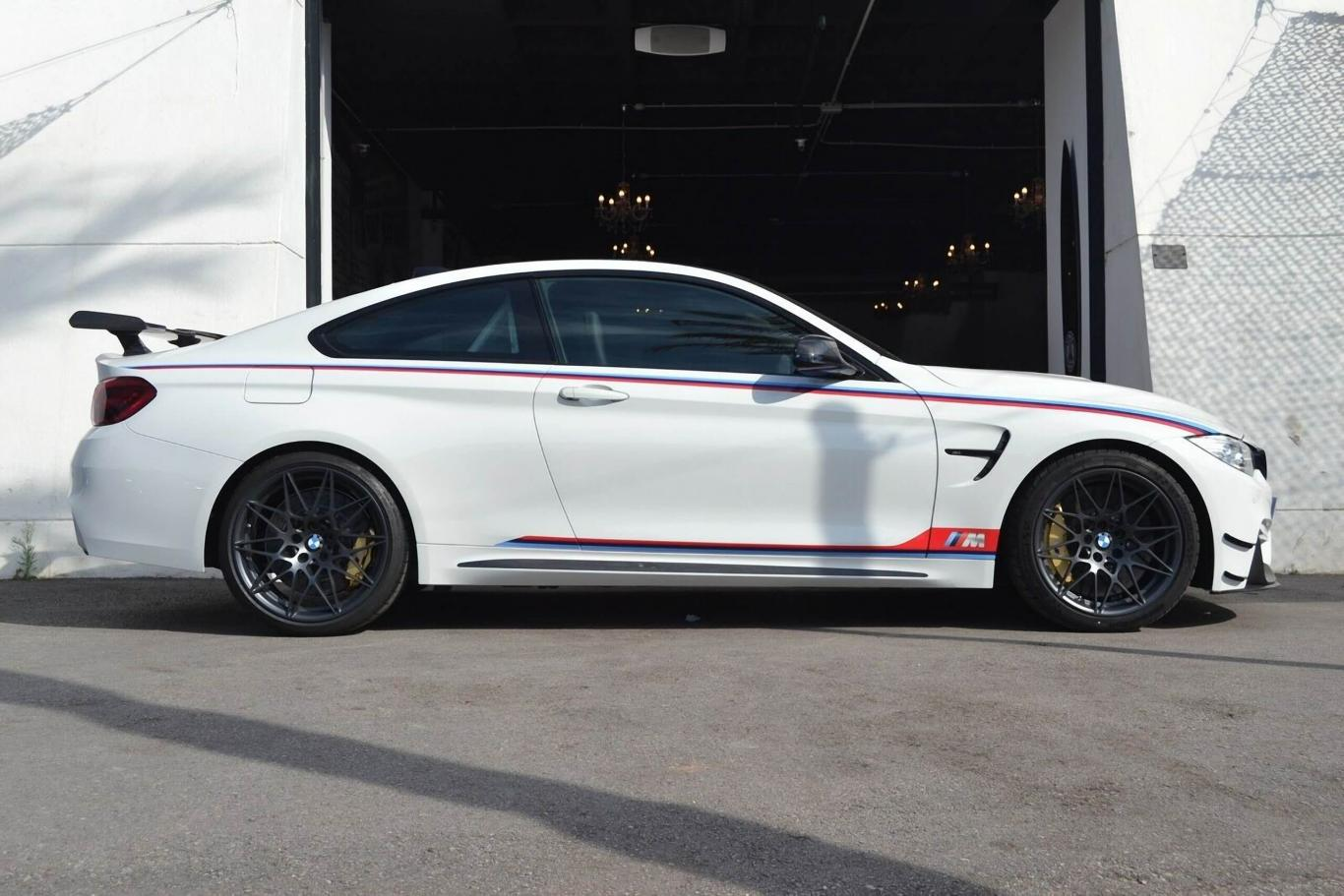 BMW M4 Coupe >> Bmw M4 Coupe Gts Dtm Only 200 Units Produced