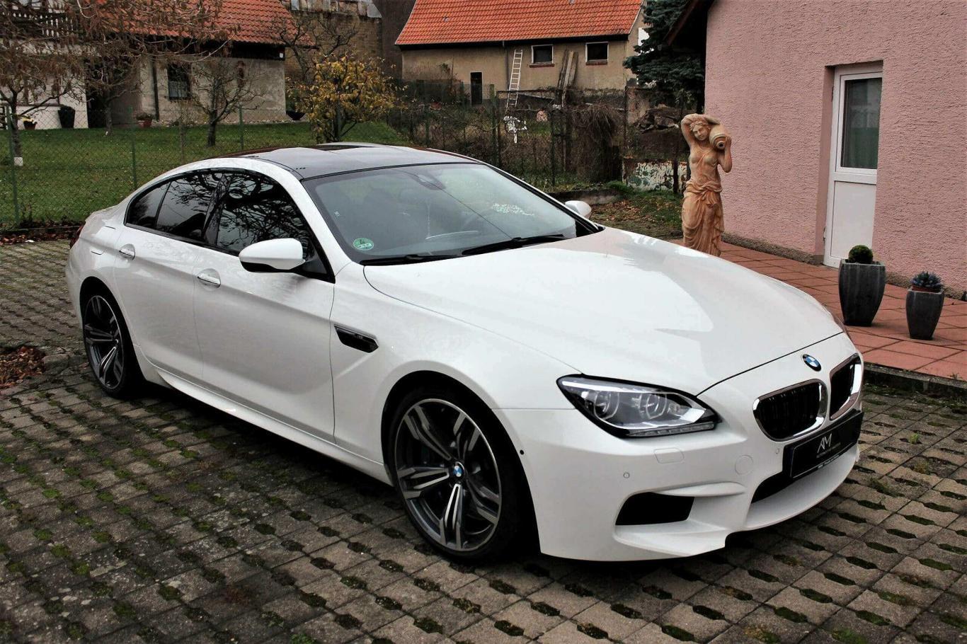 BMW M6 Gran Coupe >> Bmw M6 Gran Coupe M Drivers Package Garantie Kamera