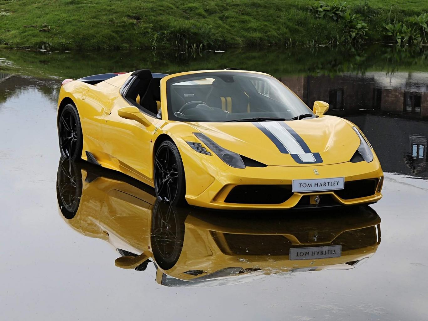 Ferrari 458 Speciale >> Ferrari 458 Speciale Aperta 6195