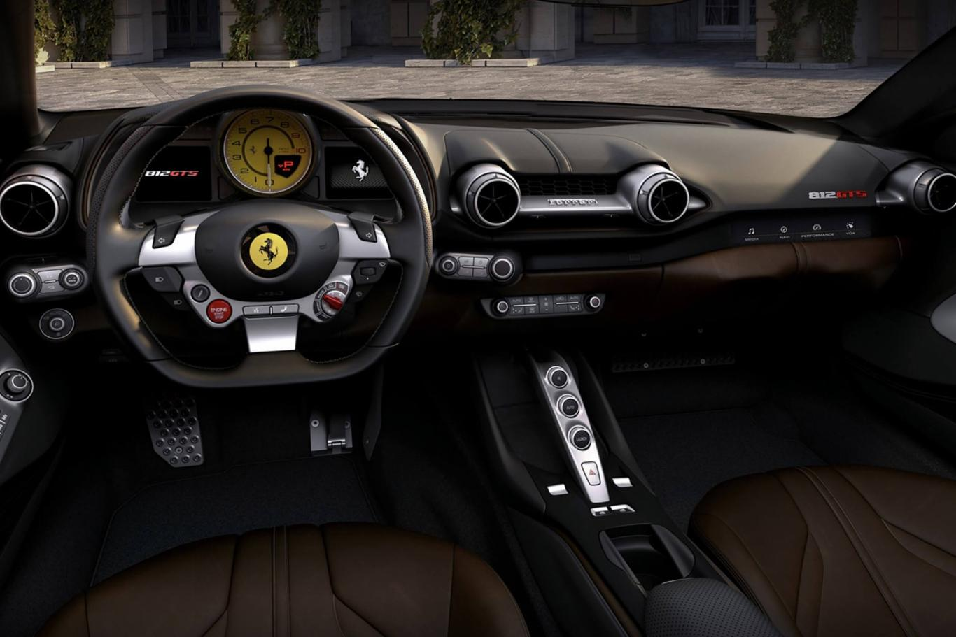 Ferrari 812 Gts V12 Spider Delivery 082020 First Cars