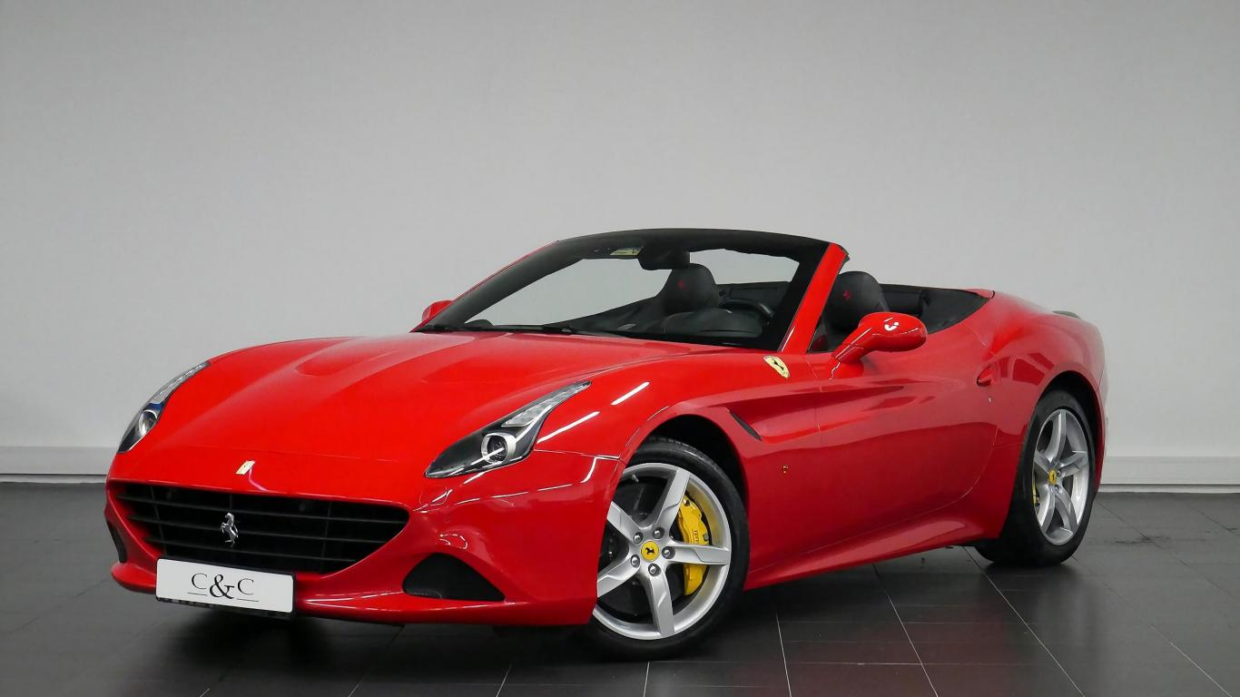 Ferrari California T >> Ferrari California T Deut 1 Hd Sehr Gepflegt
