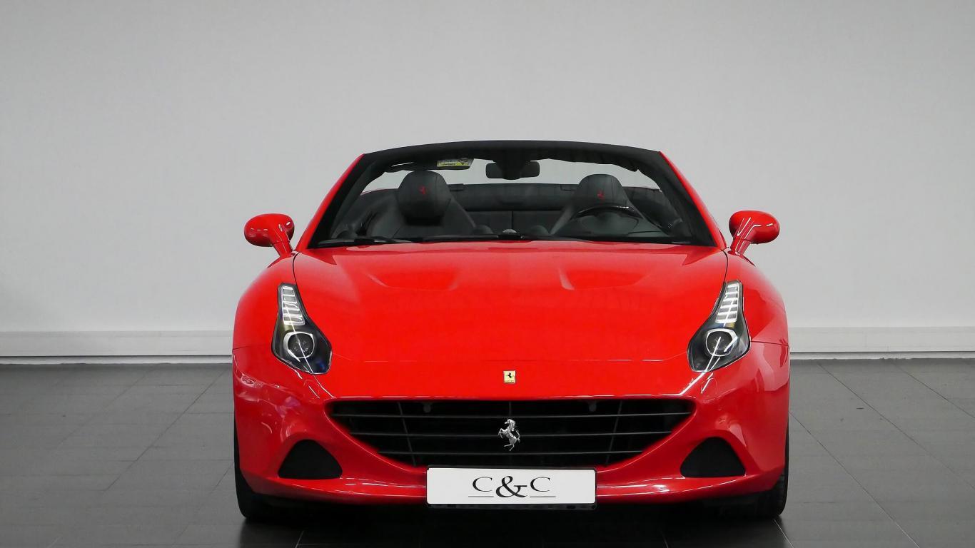 Ferrari California T Deut 1 Hd Sehr Gepflegt Eur 163 000 00
