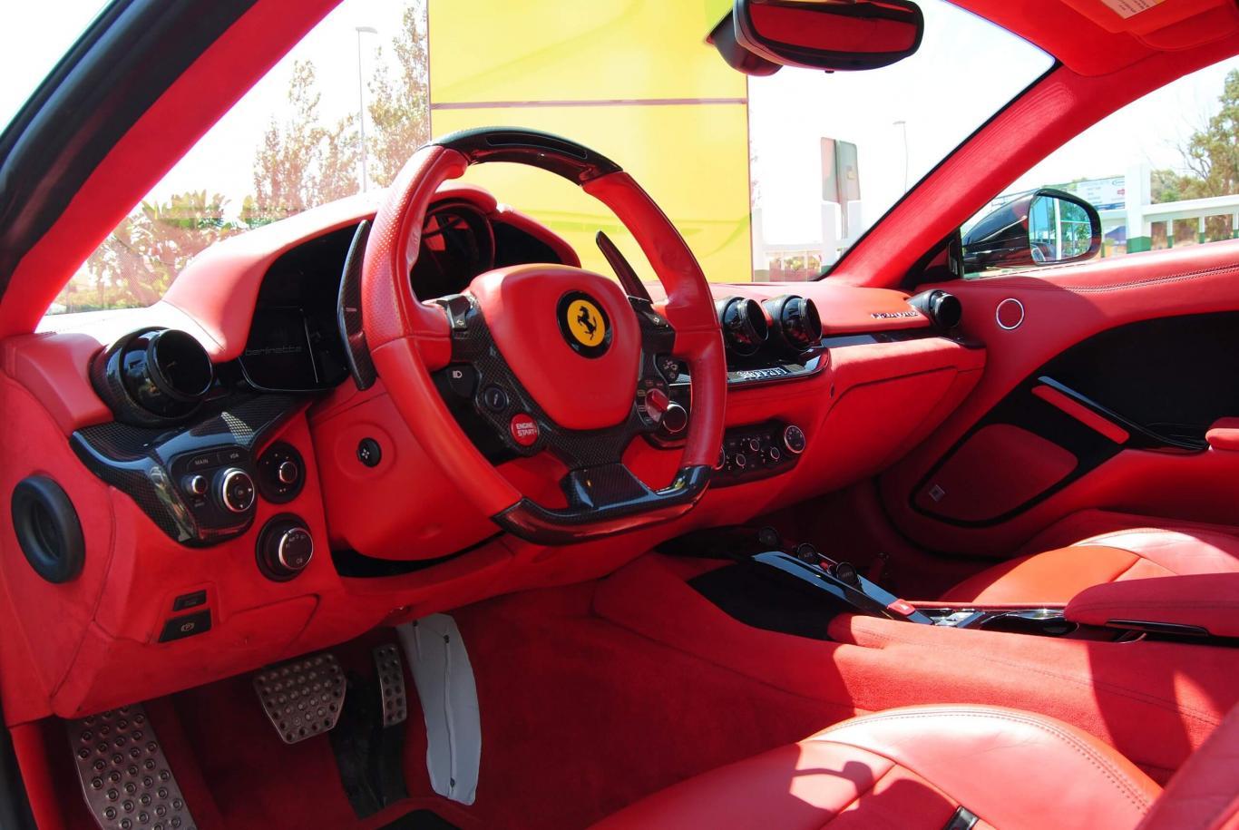 Ferrari F12 Berlinetta Black