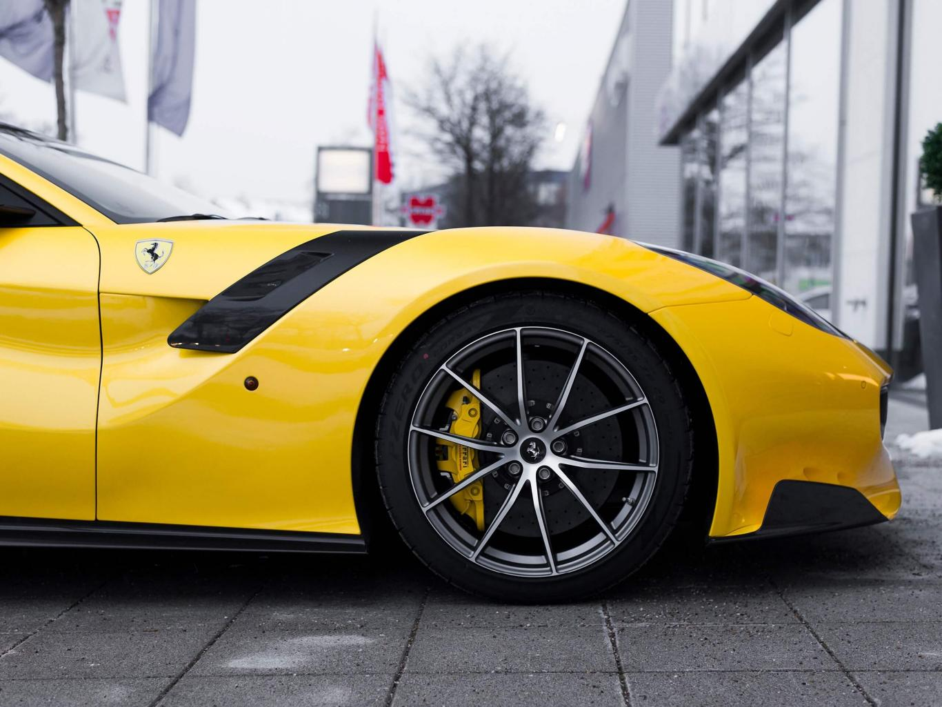 Ferrari F12 TDF 1 OF 799 UNITS