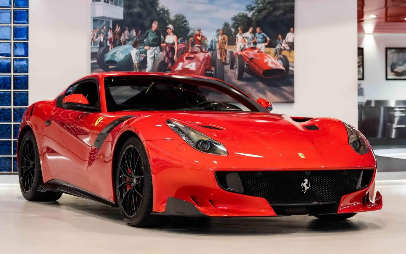 Ferrari F12 Tdf Rhd