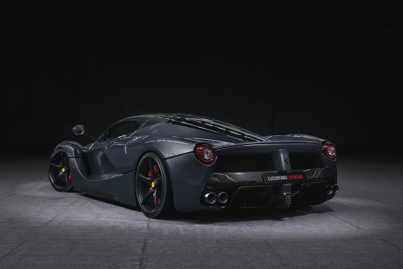 Ferrari La Ferrari >> Ferrari Laferrari On Stock In The Uk