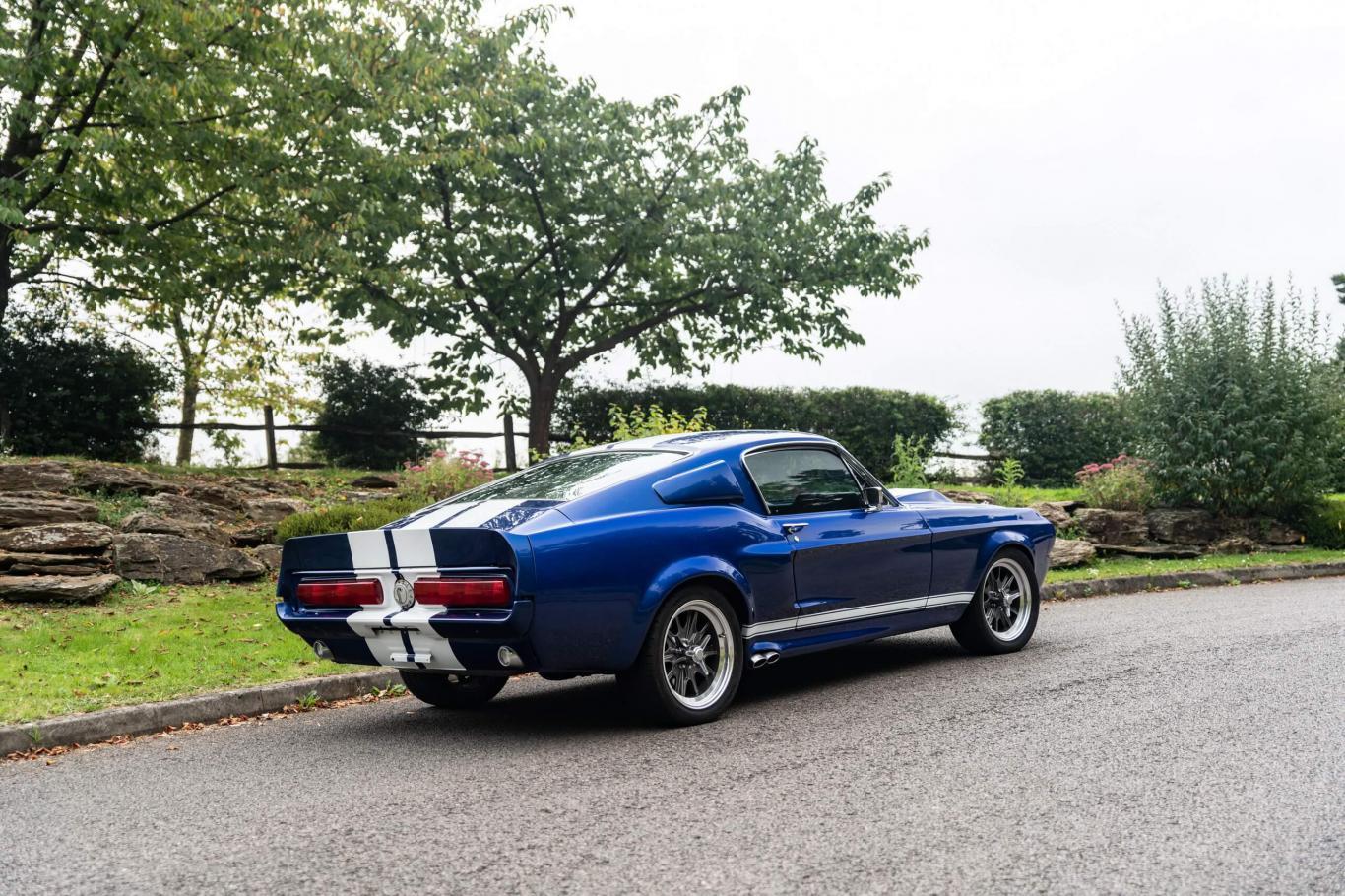 Ford Mustang Fastback >> Ford Mustang Fastback Eleanor