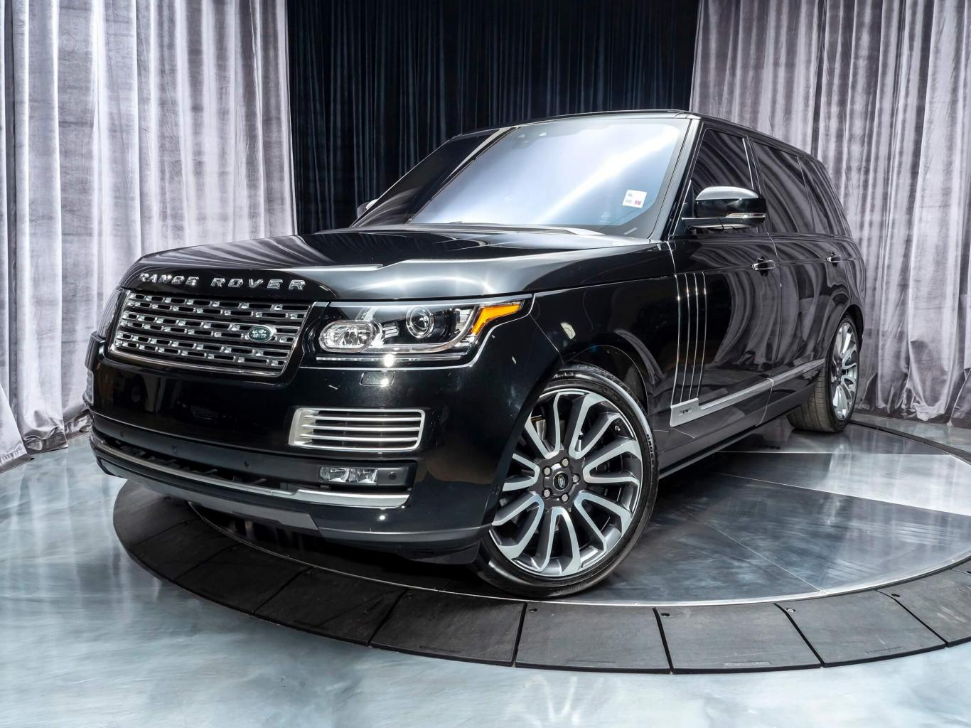 Range Rover Autobiography Price >> Land Rover Range Rover Sv Autobiography Lwb Suv Msrp 205k