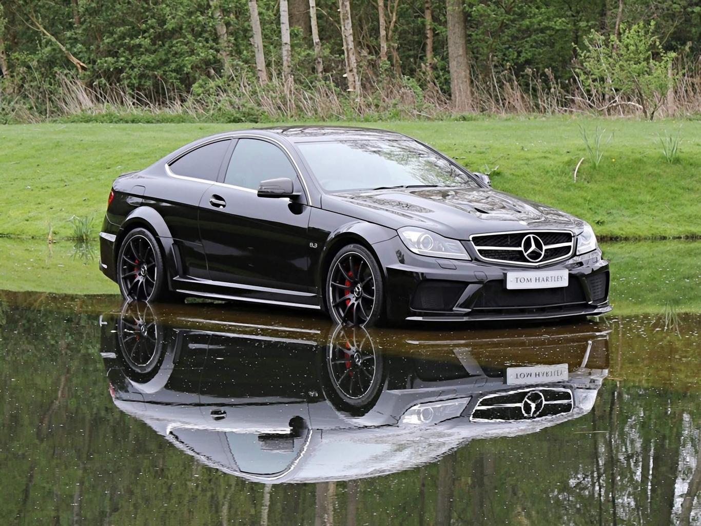 C63 Amg Black Series >> Mercedes Benz C63 Amg Black Series