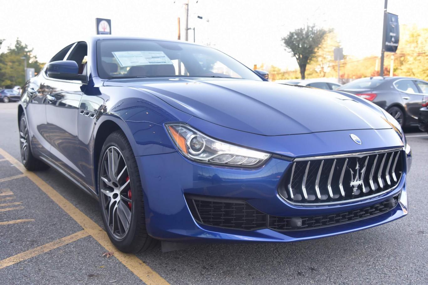 Maserati Ghibli S Q4 >> Maserati Ghibli S Q4 Awd