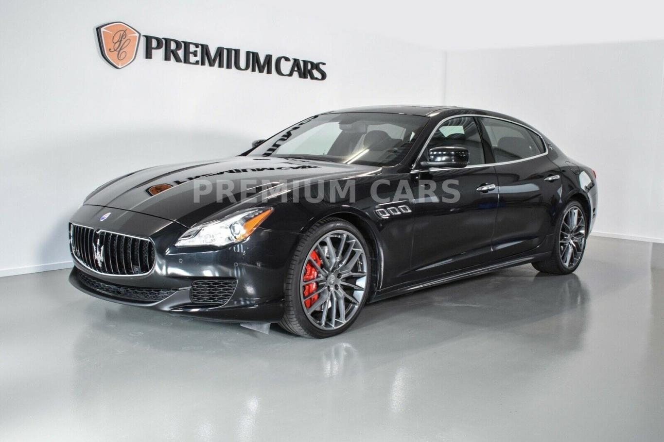 Maserati Quattroporte Gts >> Maserati Quattroporte Gts