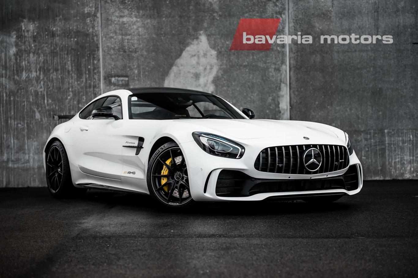 Mercedes Benz Amg >> Mercedes Benz Amg Gt Gtr 585pk 1st Owner 10600kms