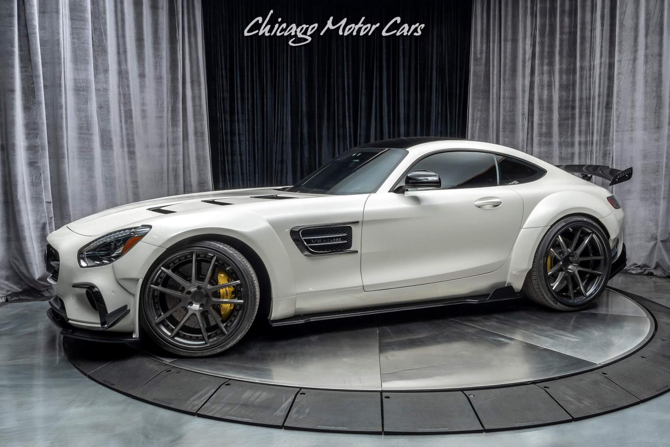 Mercedes Benz Amg Gt >> Mercedes Benz Amg Gt S Prior Design Wide Body