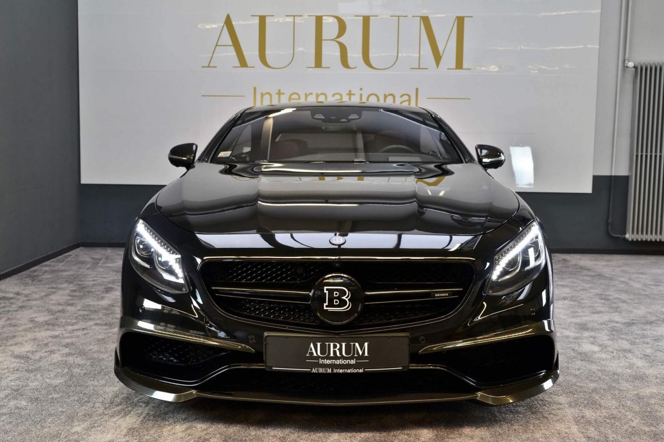 Mercedes Benz Brabus >> Mercedes Benz Brabus S730 Swar Keramik Carbon Full