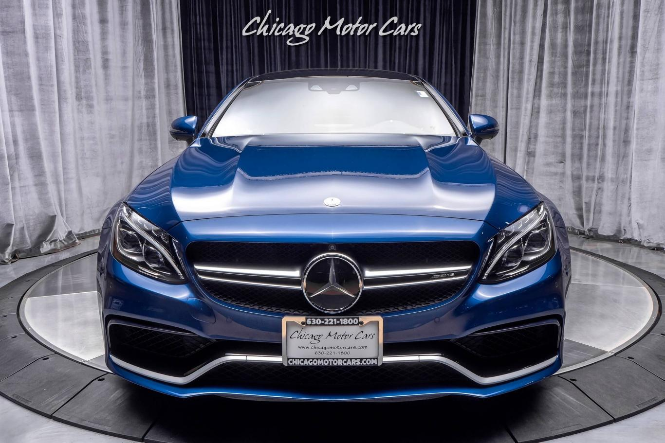 C63 Amg Coupe >> Mercedes Benz C63 S Amg Coupe Msrp 87 480 Premium Package 3