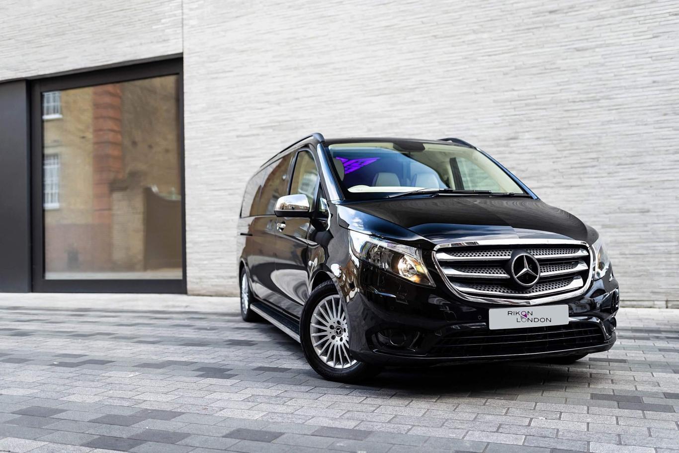 Mercedes Benz Vito >> Mercedes Benz Custom Built Vito