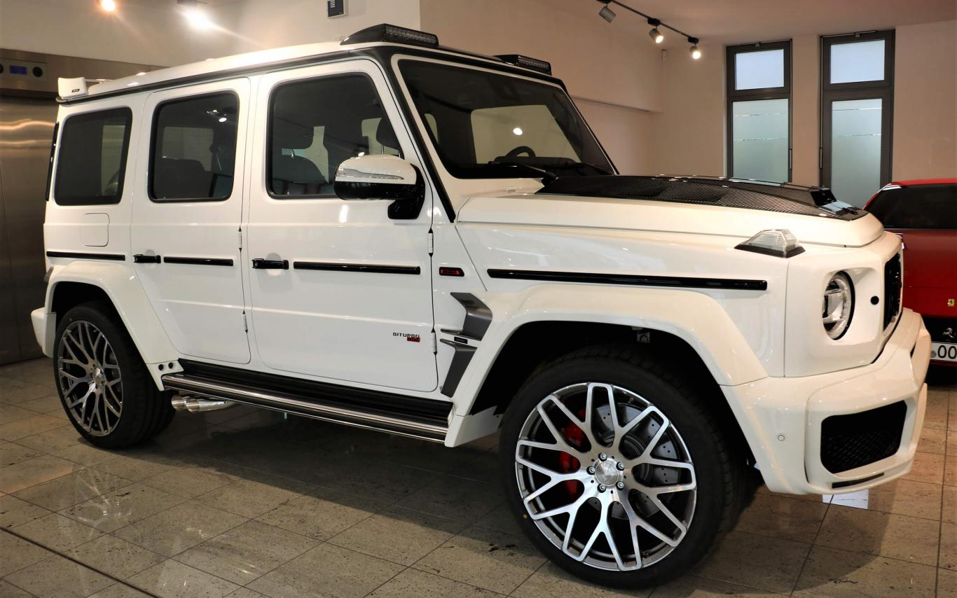 Brabus 800 Mercedes How Car Specs