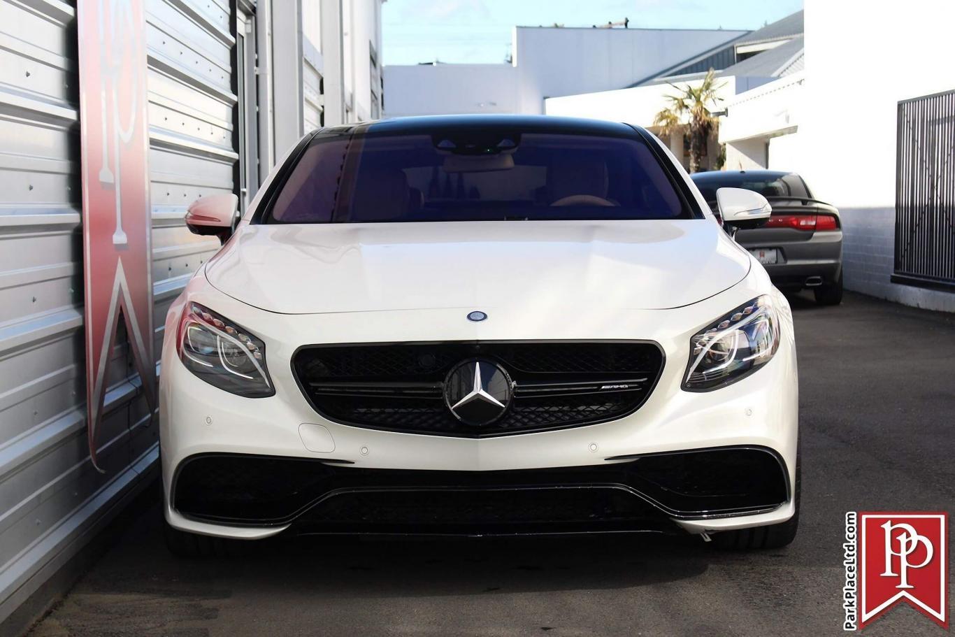Mercedes Benz S63 Amg Coupe >> Mercedes Benz S63 Amg Coupe