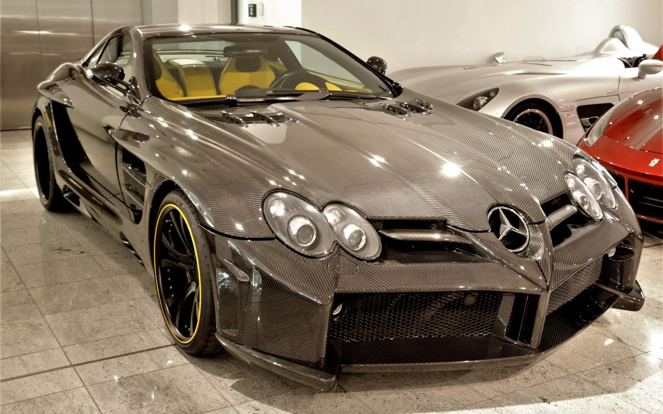 Mercedes Benz Slr Mclaren >> Mercedes Benz Slr Mclaren Coupe Fab Design