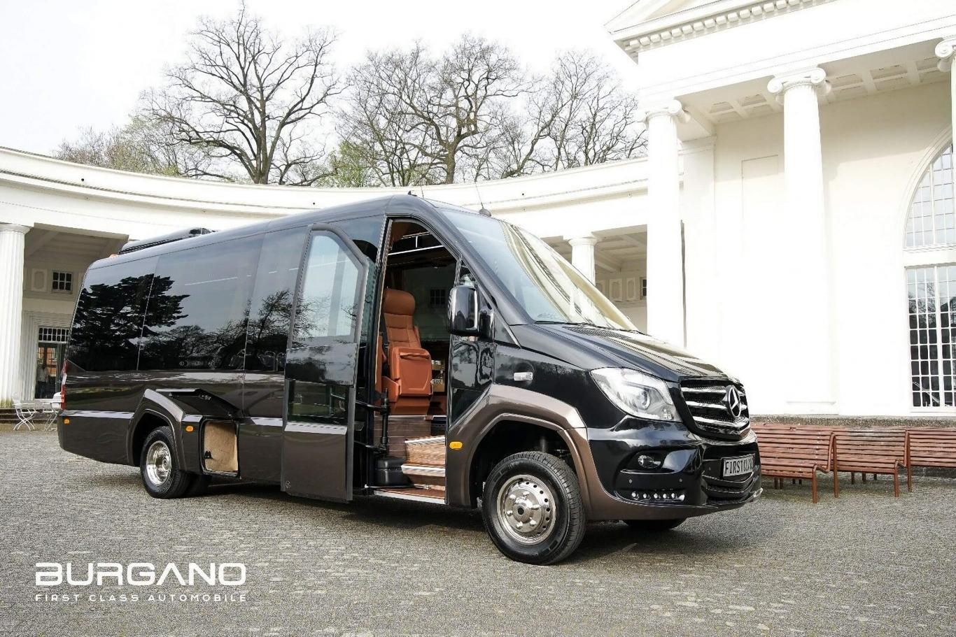 Mercedes Sprinter 4X4 >> Mercedes Benz Sprinter 519 4x4 Luxury First Class Van 319 Vip