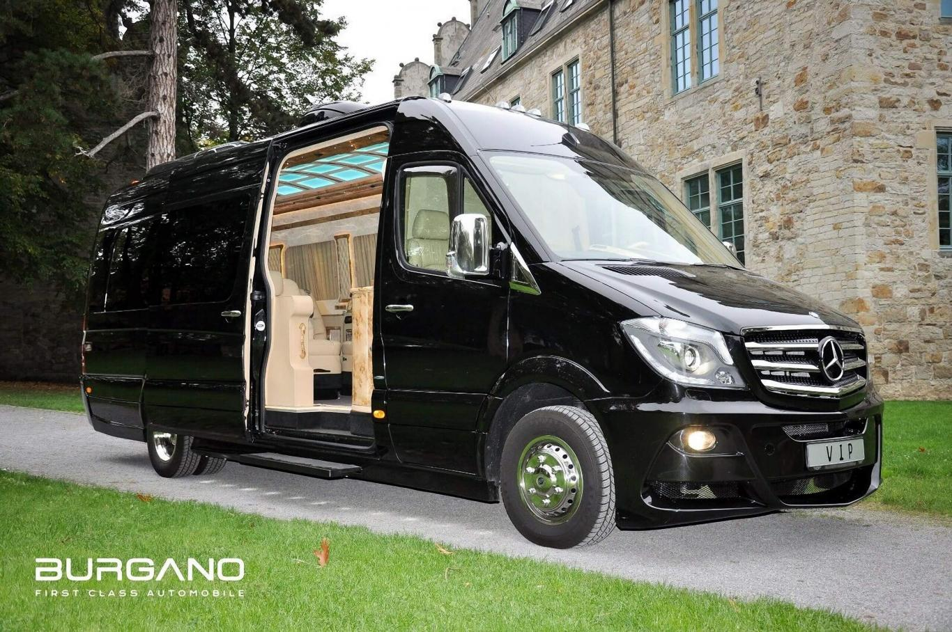 Mercedes Benz Sprinter >> Mercedes Benz Sprinter 519 516 Luxury Business Vip Van Tv 524