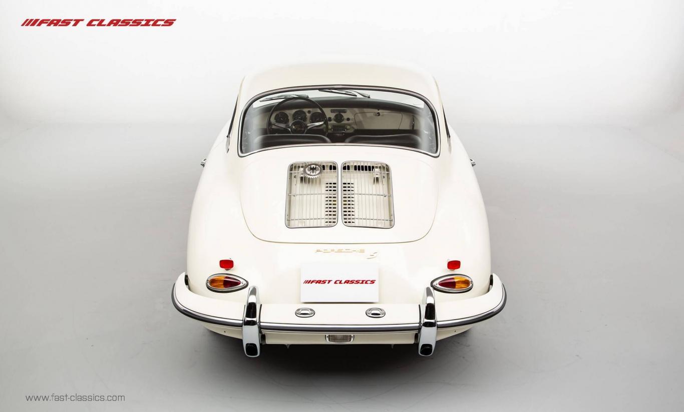 Porsche 356B 1600S