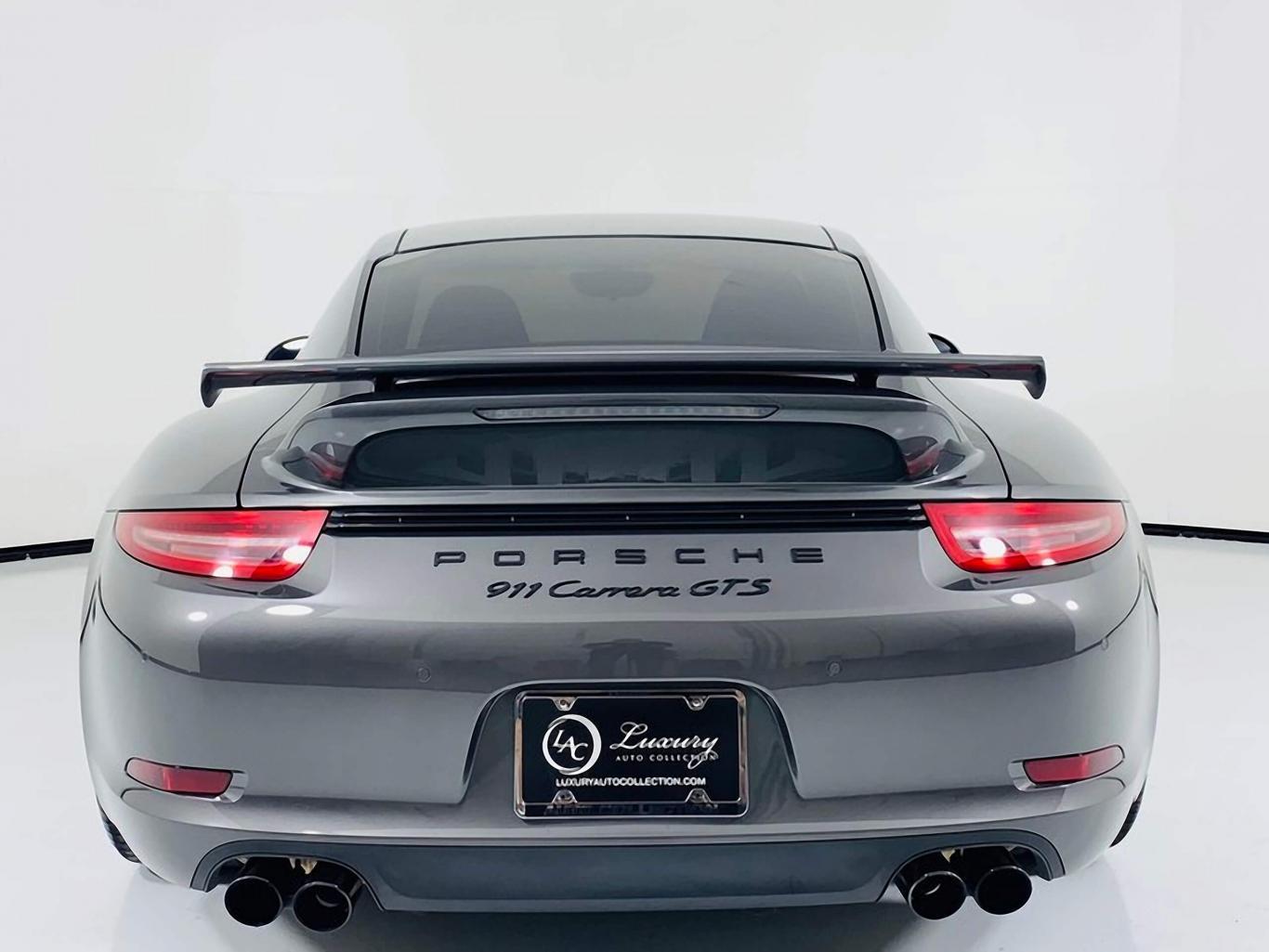 911 Carrera Gts >> Porsche 911 Carrera Gts Coupe