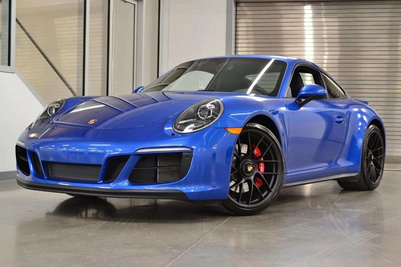 911 Carrera Gts >> Porsche 911 Carrera Gts