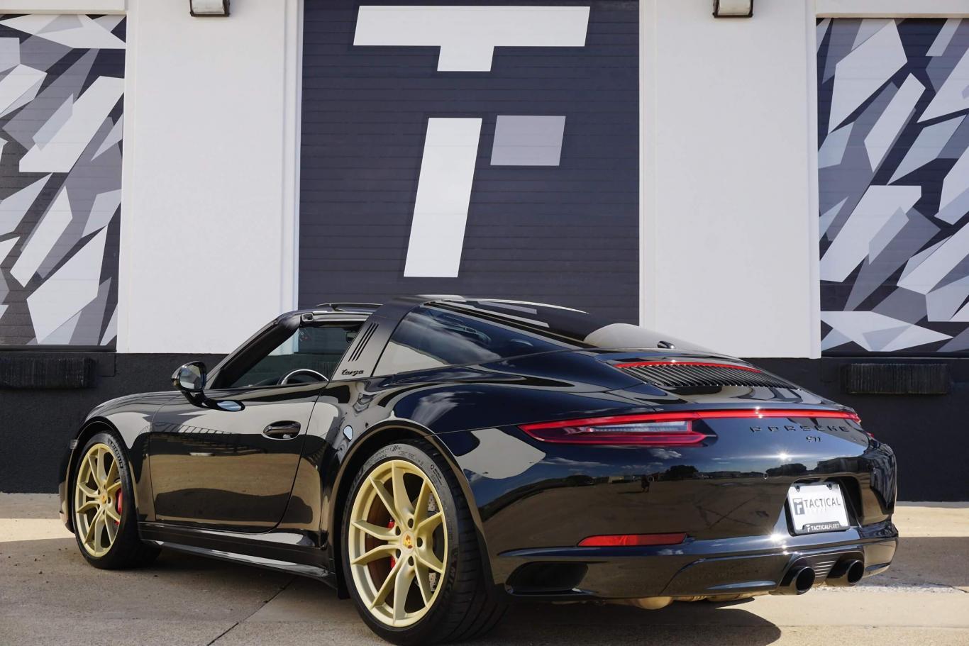 911 Targa 4S >> Porsche 911 Targa 4s 17925