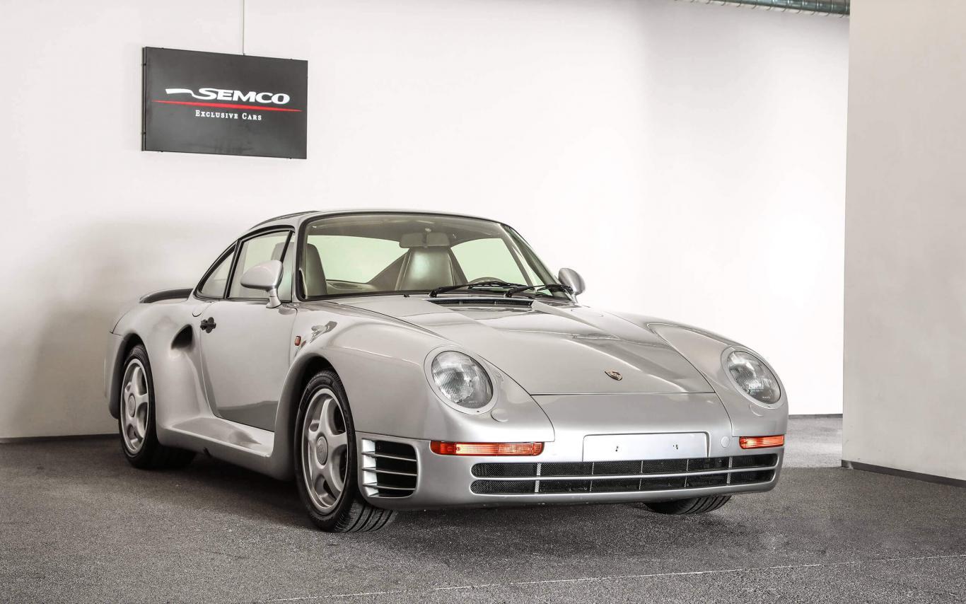 Porsche 959 For Sale >> Porsche 959