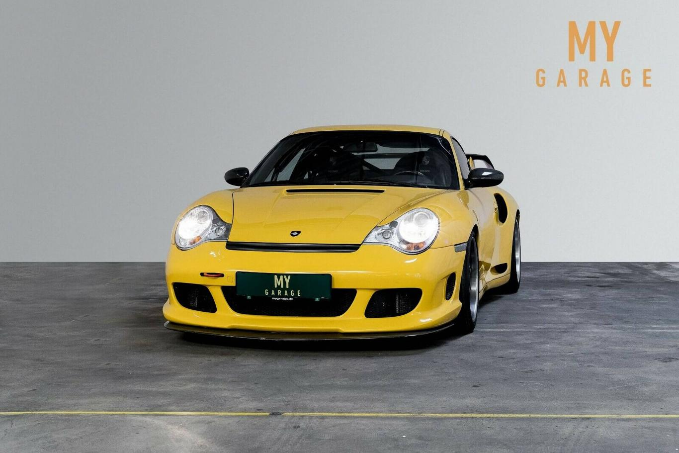 Porsche 996 GT2 Club Sport ( GTR Gemballa)